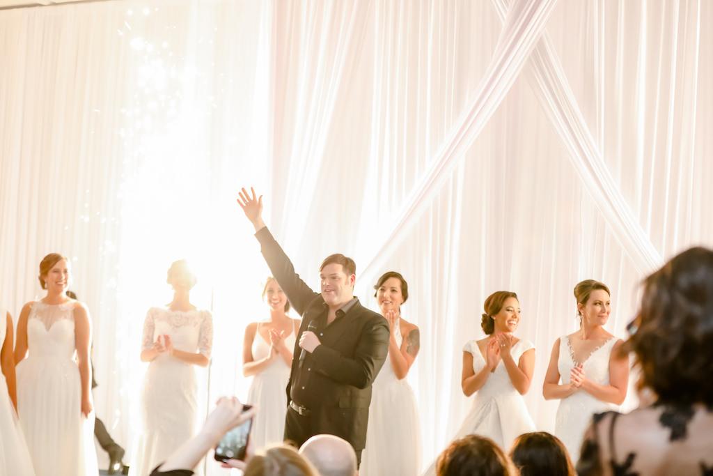 Designer Matthew Christopher   Truly Forever Bridal Show   The Ritz Carlton Sarasota   Planner NK Weddings