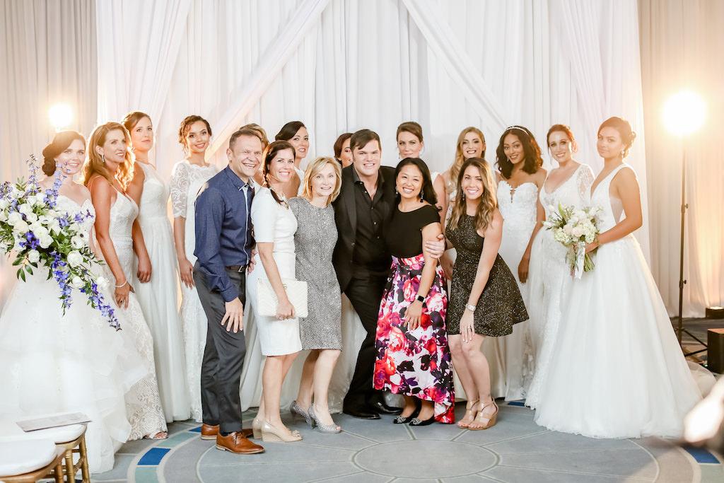 Anna Coats, Marry Me Tampa Bay Designer Matthew Christopher   Truly Forever Bridal Show   The Ritz Carlton Sarasota   Planner NK Weddings