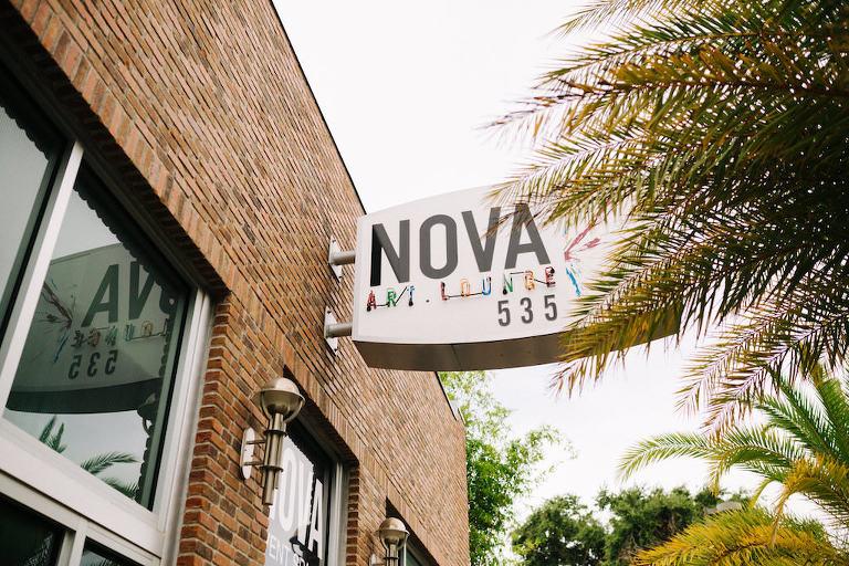 Modern, Unique Art Lounge and Tampa Bay Event Space, Downtown St. Pete Premier Wedding Venue NOVA 535