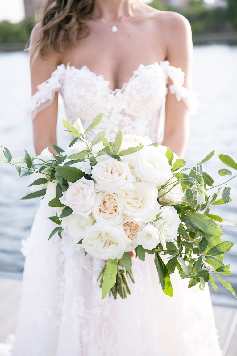 Romantic Tuscan Inspired Tampa Heights Wedding Armature Works