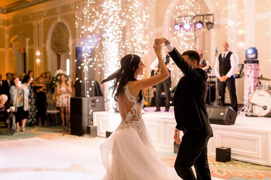 Tampa Bay Wedding DJ, Lighting, and Entertainment by Spark Wedding Events