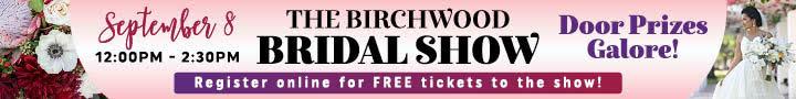 St. Pete Bridal Show   The Birchwood   Sunday, September 8, 2019