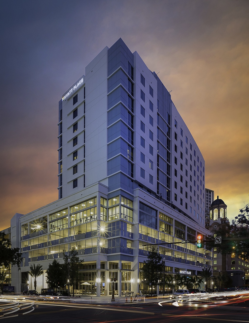 Downtown St. Pete Wedding Venue | Hyatt Place St. Petersburg Florida Downtown