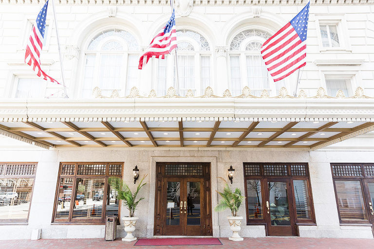 Historic Downtown Tampa Wedding Venue Hotel Floridan Palace Hotel
