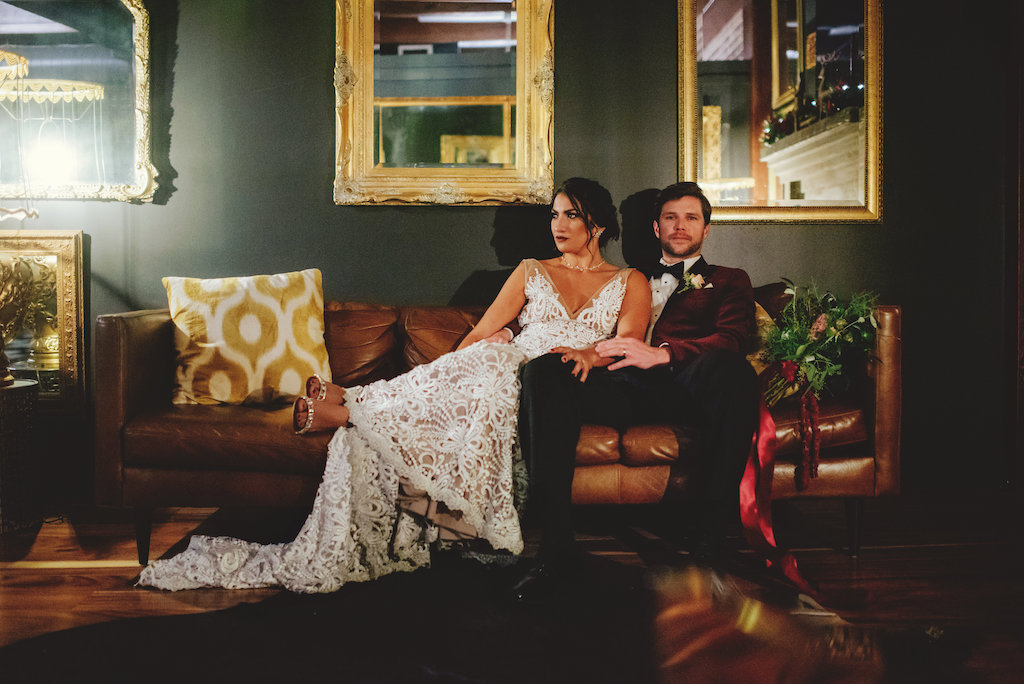 Downtown St. Pete Unique Wedding Venue Station House   Boho Chic Rooftop St. Pete Wedding Venue