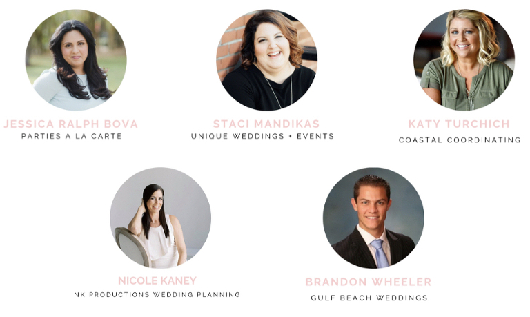 Tampa Bay's Best Wedding Planners