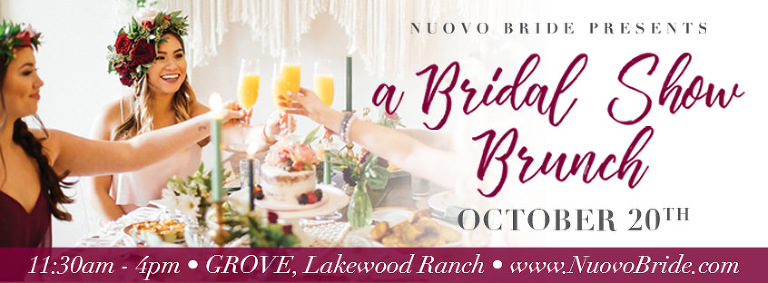 Sarasota Bridal Show | Lakewood Ranch | Nuovo Bride October 2019