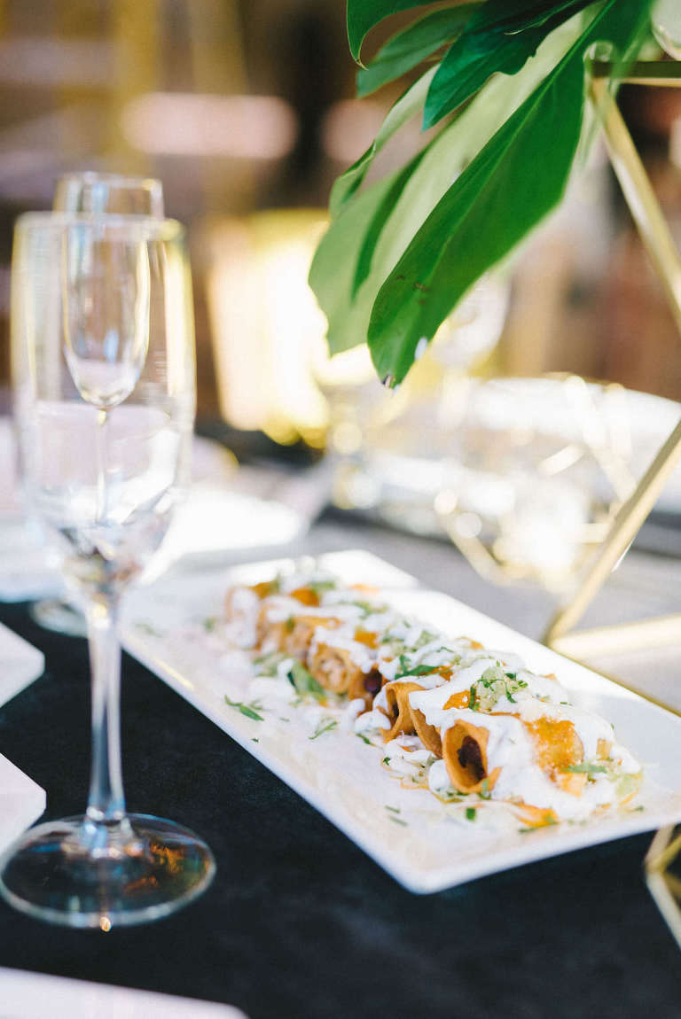 Gourmet Enchiladas Wedding Catering   Downtown St. Pete Wedding Catering   Red Mesa Events   Tampa Bay Wedding Photographer Kera Photography