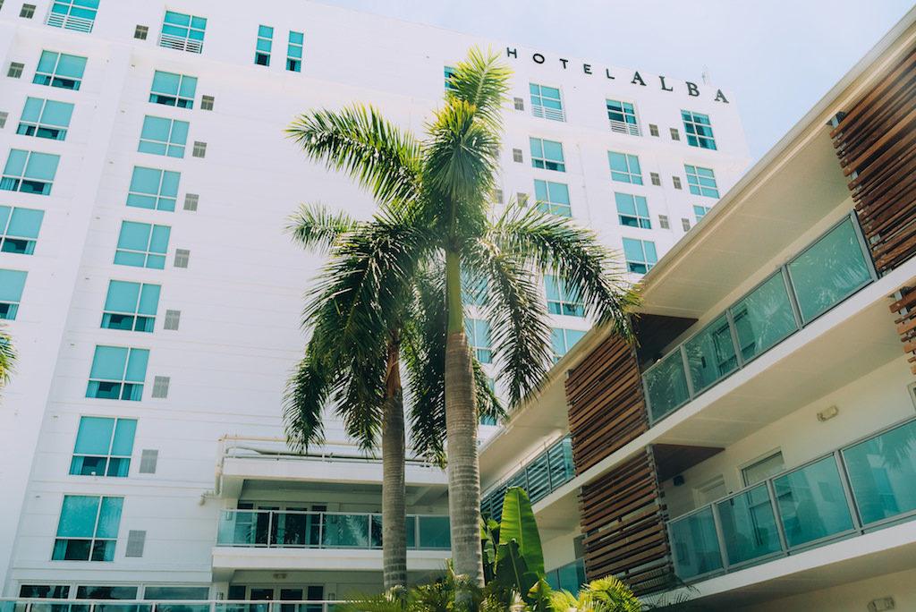 Tampa Bay Boutique Hotel and Wedding Venue The Hotel Alba in Westshore