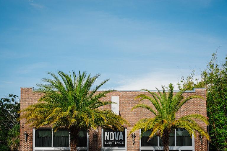 Tropical Downtown St. Petersburg Unique Industrial Wedding Venue NOVA 535 in Tampa Bay