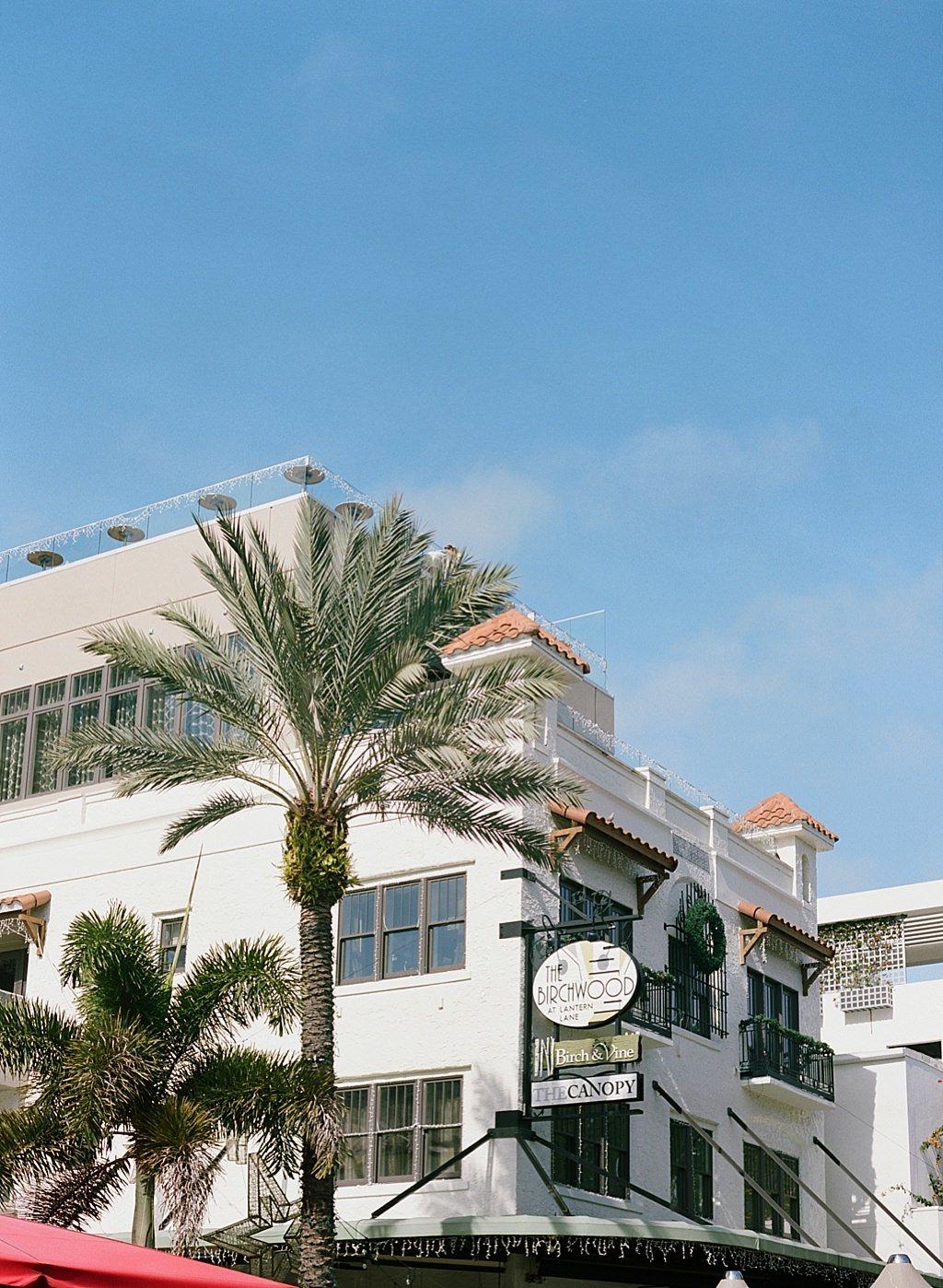 Downtown St. Pete Boutique Hotel Wedding Venue The Birchwood