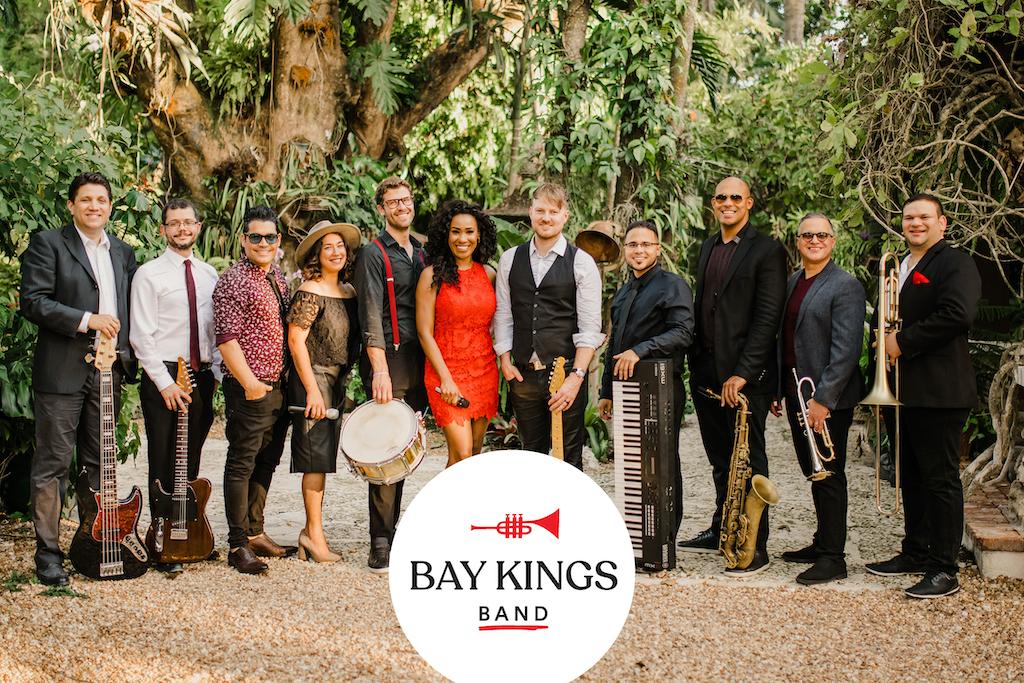 Tampa Bay Live Band Wedding Entertainment   Bay Kings Band