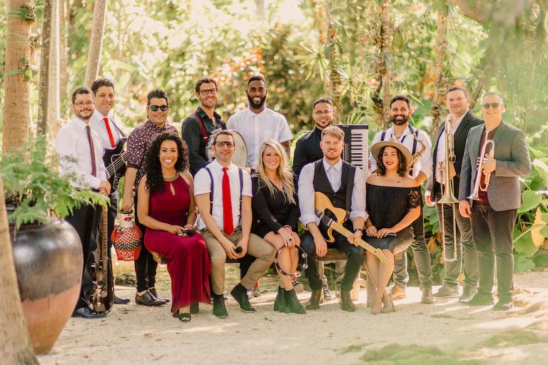 Tampa Bay Live Band Wedding Entertainment | Bay Kings Band