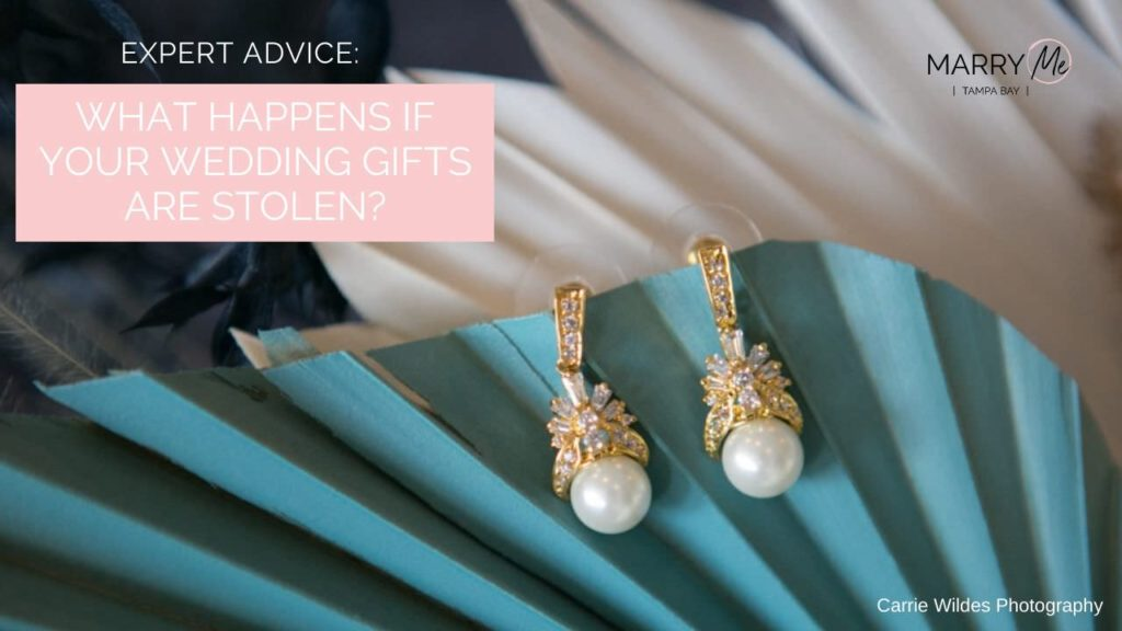 Expert Advice: What Happens if Your Wedding Gifts are Stolen? | Wedding Protector Plan Insurance