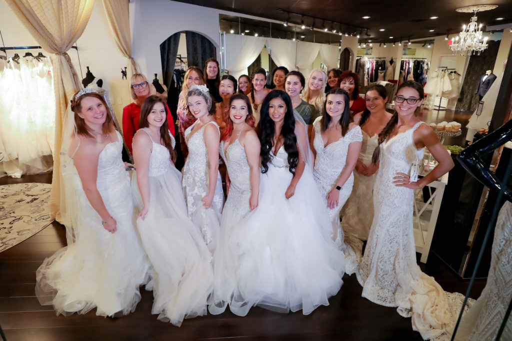 Marry Me Tampa Bay Before 5 Networking Event | Nikki's Glitz and Glam Bridal Boutique | Lifelong Photography Studio