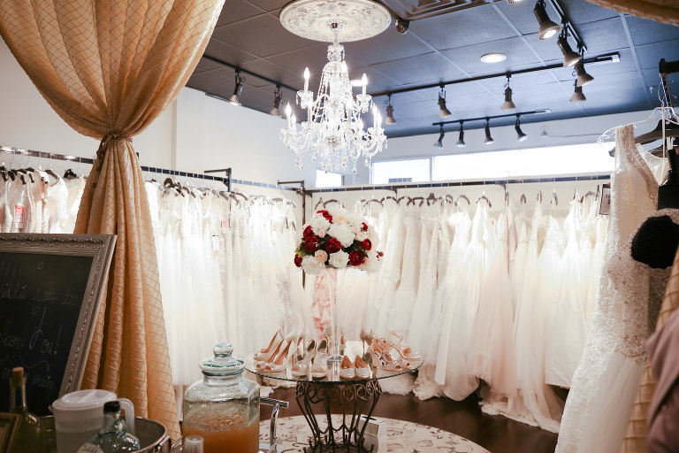 Nikki's Glitz and Glam Bridal Boutique | Palm Harbor Wedding Dress Store | Tampa Bridal Dress Boutique