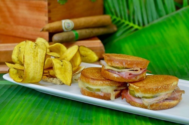 Mini Cubans | Tampa Bay Wedding and Event Catering Company | Lynn's Catering