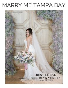 Best Local Wedding Venues Magazine Cover 2020