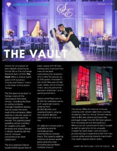 Downtown Tampa Historic Wedding Venue NOVA 535 | Best Local Wedding Venues Magazine 2020