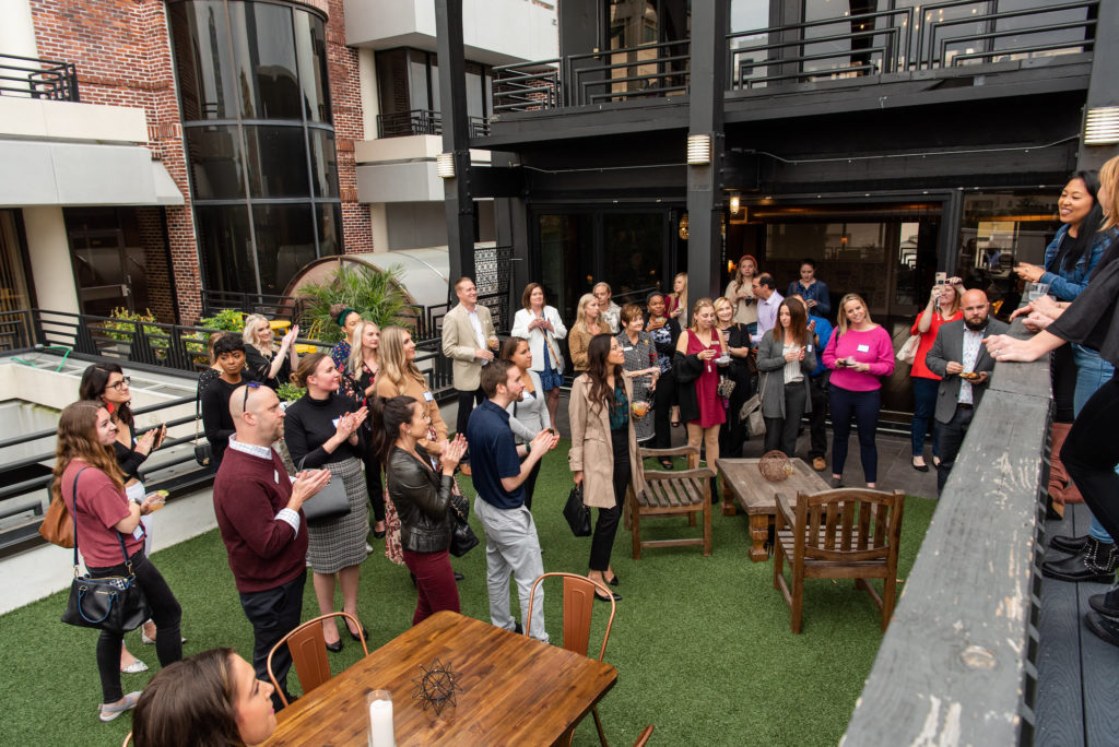 Marry Me Tampa Bay Before 5 Wedding Vendor Networking Event | Station House