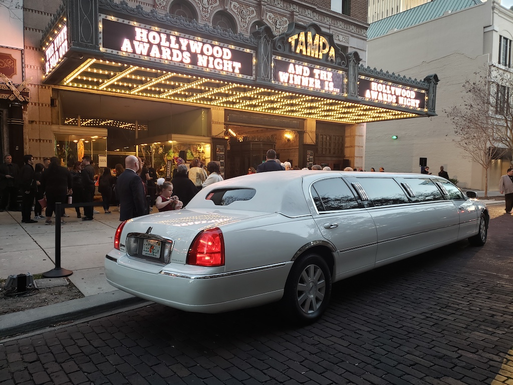 Tampa Bay Wedding and Event Transportation Rentals by Skyline Limousine