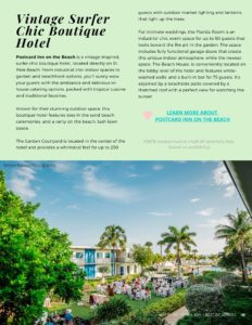 Postcard Inn St. Pete Beach | Best Tampa Bay Wedding Venues Digital Magazine