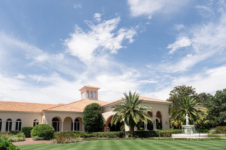Tampa Wedding Venue Avila Golf & Country Club