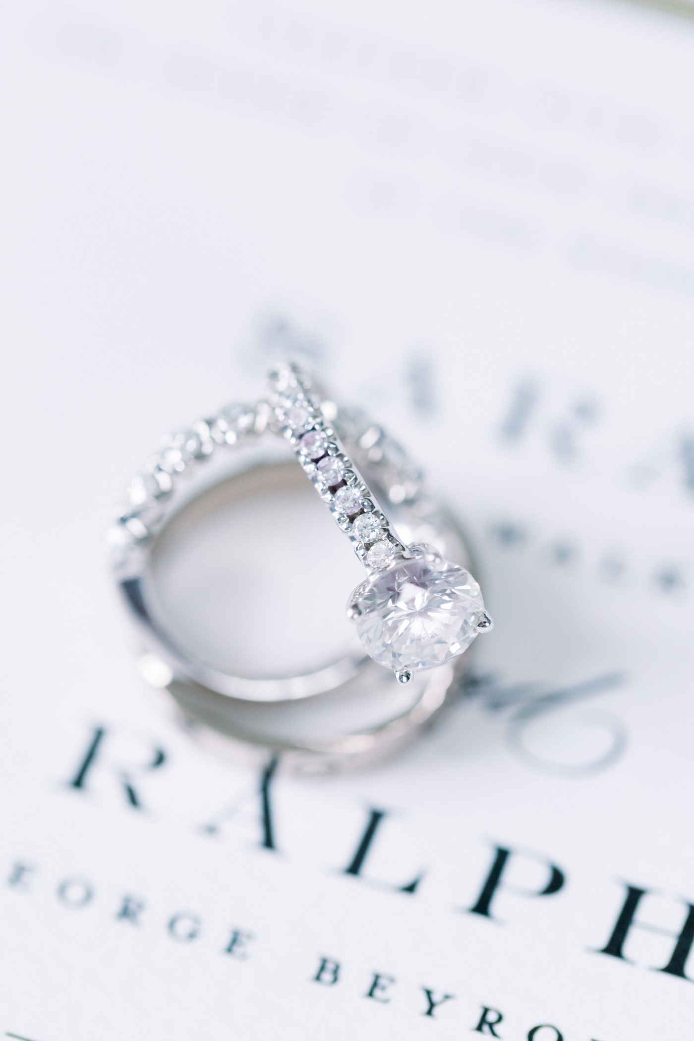 Round Solitaire Diamond Engagement Ring | Tampa Bay Wedding Photographer Shauna and Jordon Photography