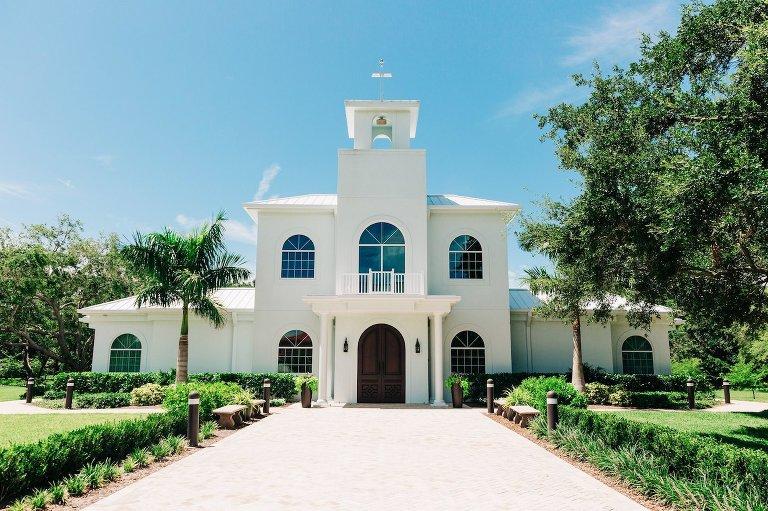 Safety Harbor Wedding Venue Harborside Chapel