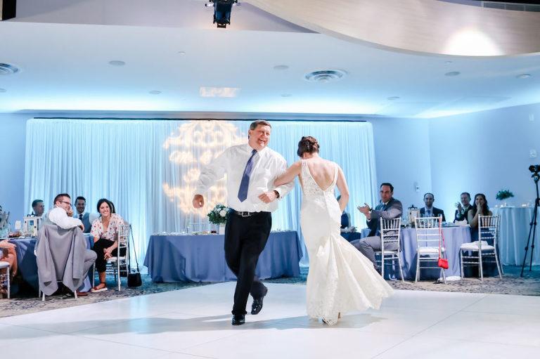 Father Daughter First Dance   Tampa Bay Wedding Photographer Lifelong Photography Studio