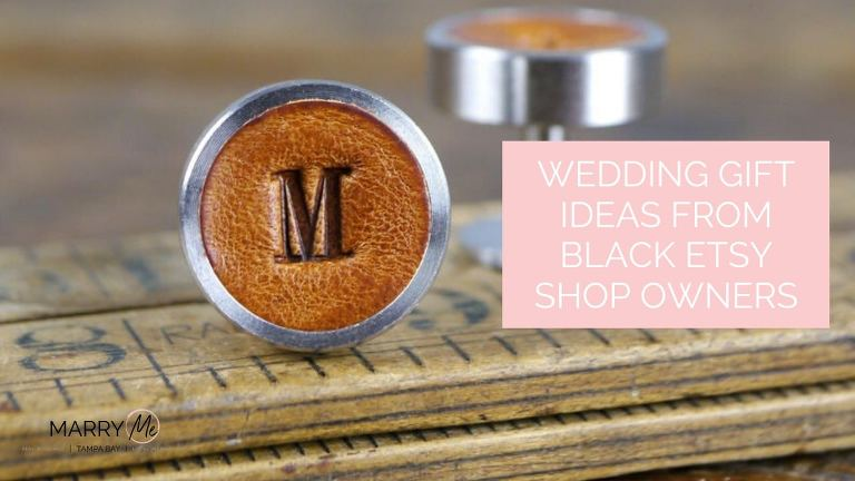 Wedding Gift Ideas From Black Etsy Shop Owners