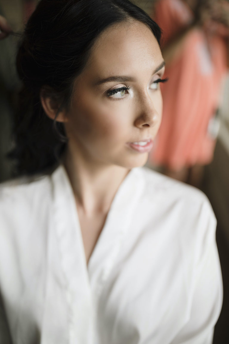 Bride Getting Ready | Natural Bridal Makeup Inspiration