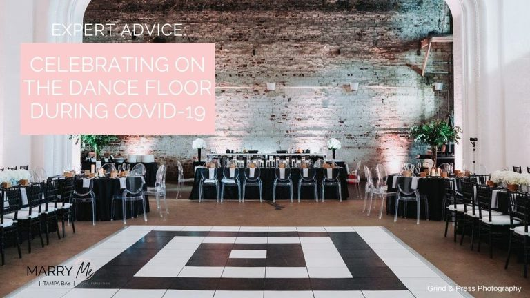 COVID-19 Wedding Advice from Tampa Bay DJs