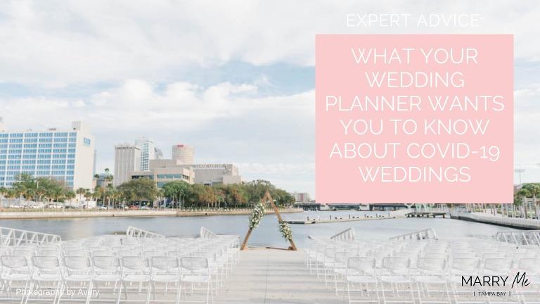 COVID-19 wedding planning advice