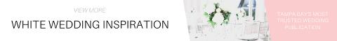White Wedding Inspiration Banner