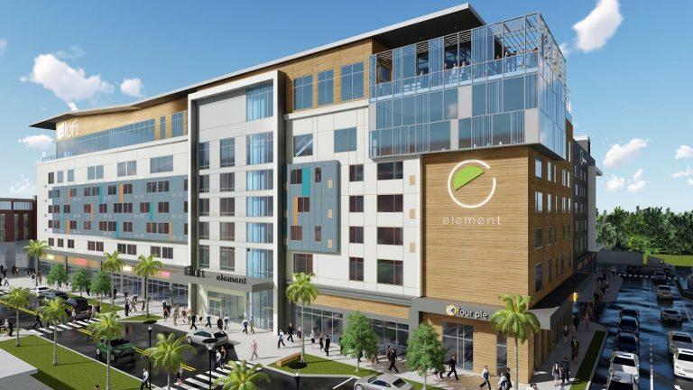 Aloft Element Midtown Tampa