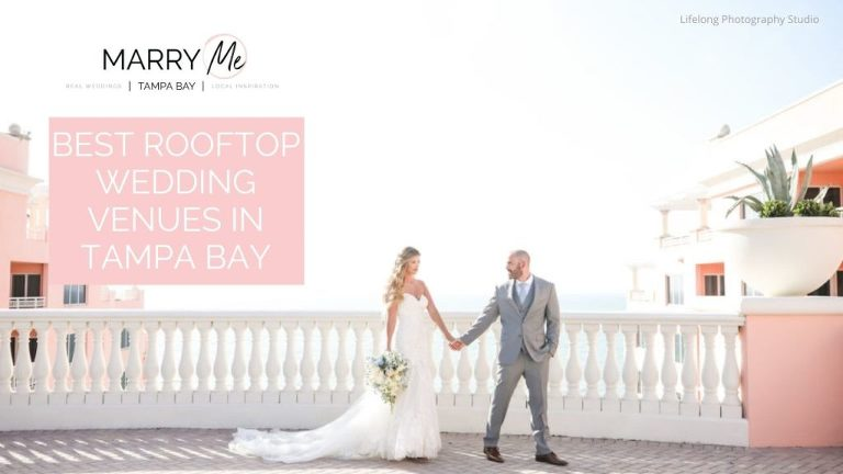 Best Rooftop Wedding Venues in Tampa Bay