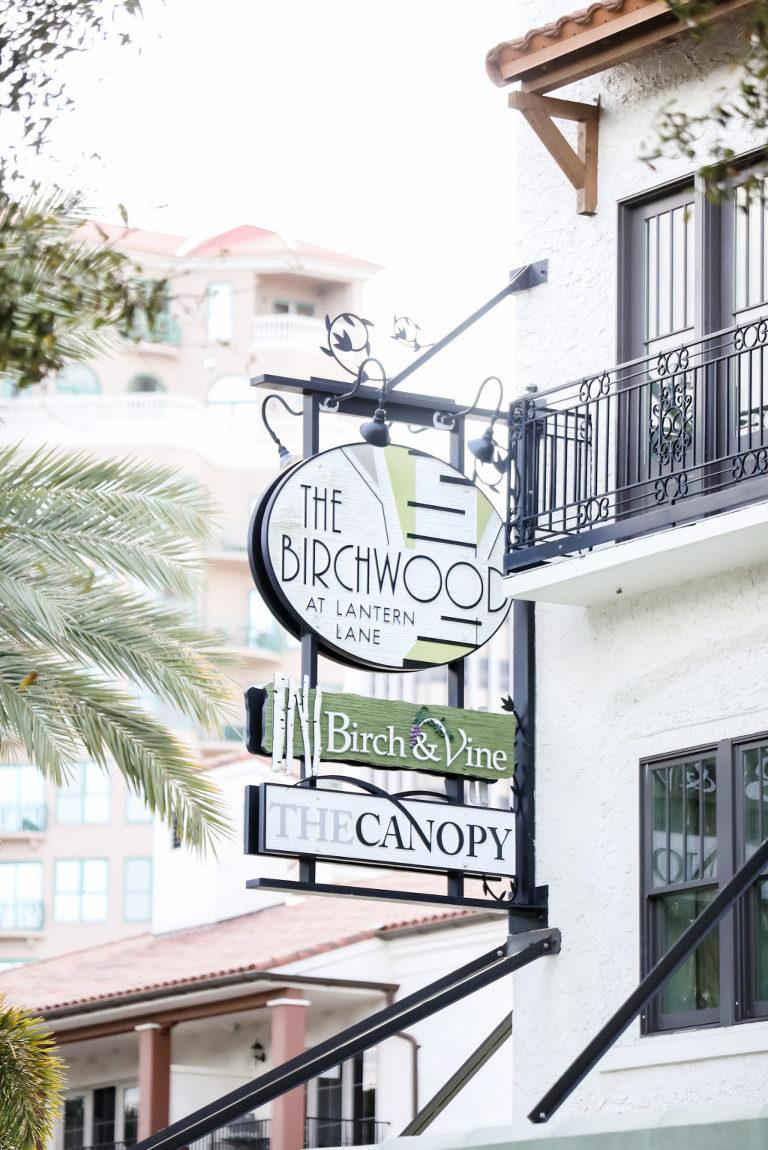 Downtown St Pete Boutique Hotel Wedding Venue The Birchwood | Tampa Bay Wedding Photographer Lifelong Photography Studio