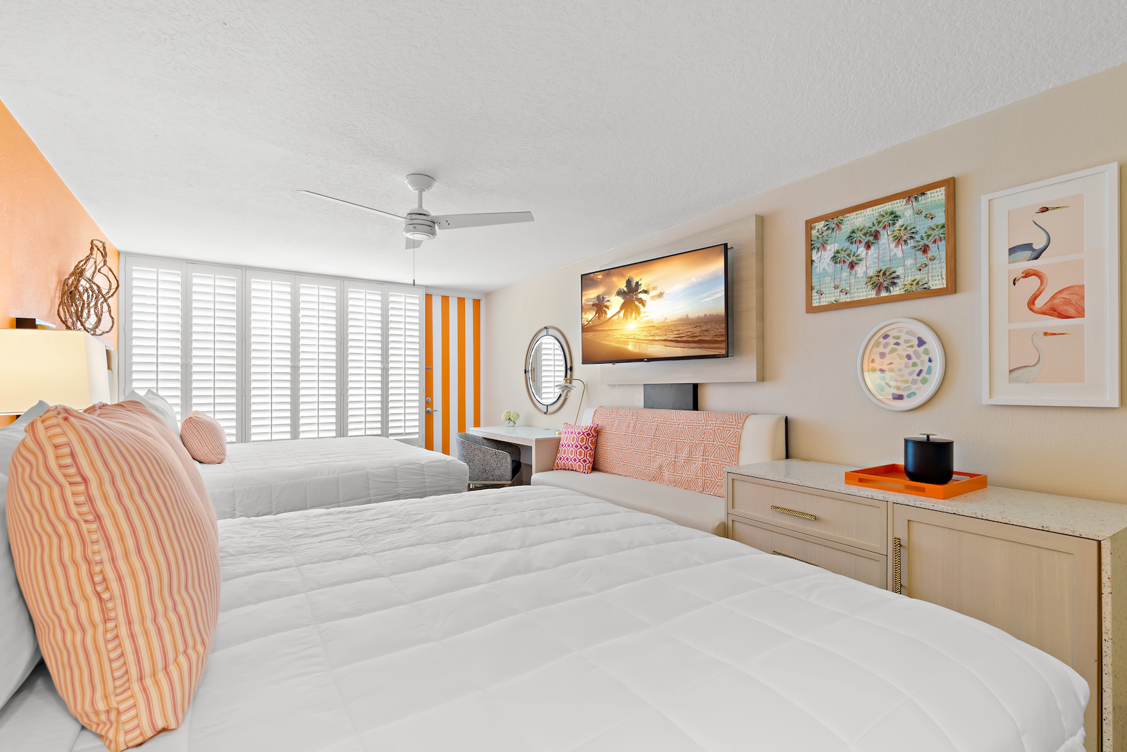 St. Pete Beach Wedding Venue Hotel Room Bellwether Beach Resort