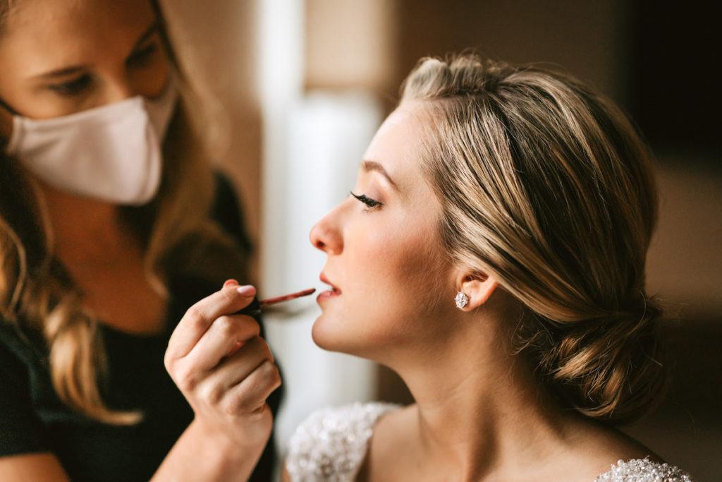 Bride Wedding Day Makeup | Tampa Bay Hair and Makeup Artist Adore Bridal