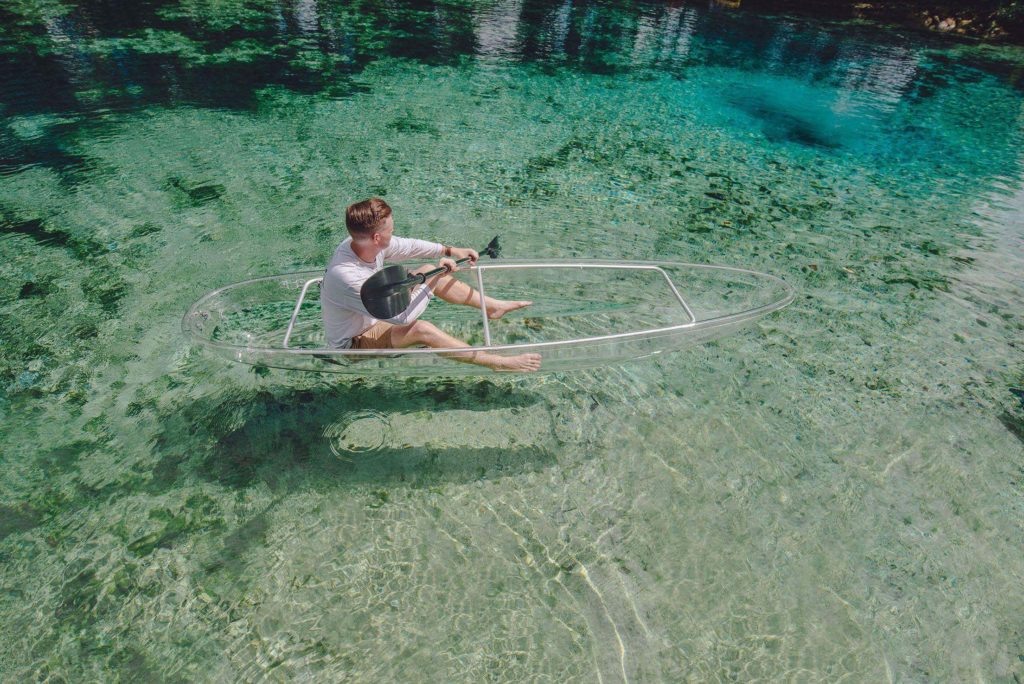 Get Up and Go Kayaking Crystal River Manatee Season Tour | Things to do in Tampa Bay