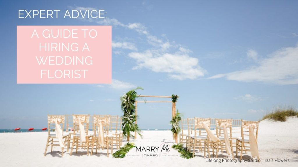 A Guide to Hiring the Best Wedding Florist in Tampa Bay