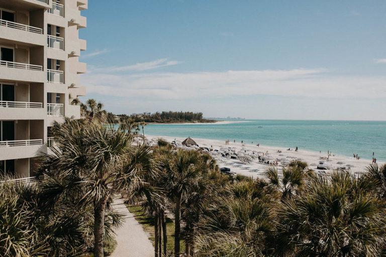 Florida Beach | Sarasota Wedding Venue Longboat Key Club