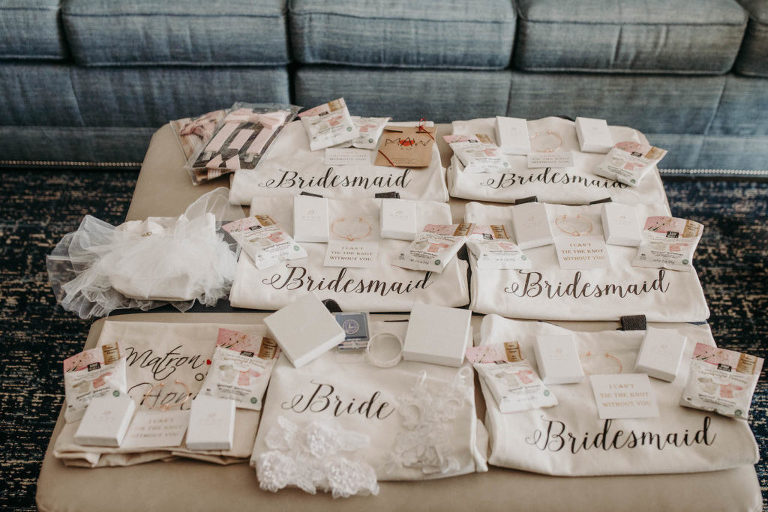 Bridesmaids | Day of Gift Ideas for Your Bridal Party