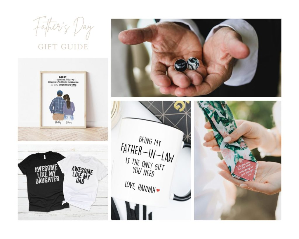 Thoughtful Father's Day Wedding Gift Ideas
