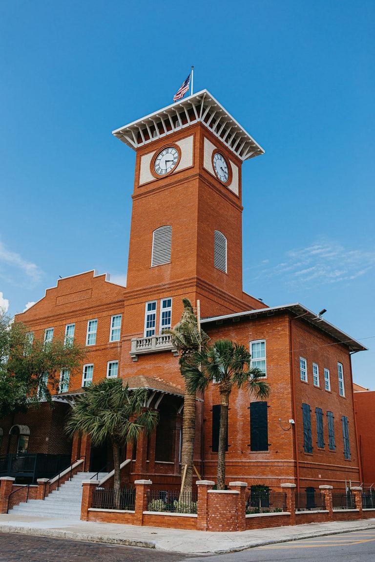 Florida Wedding Venue J.C. Newman Cigar Co. Ybor City, Tampa