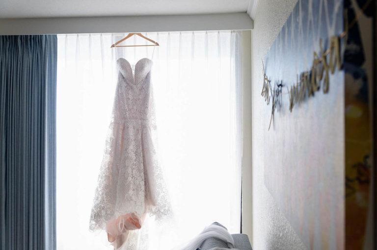 Sweetheart Lace Wedding Dress | Tampa Bay Bridal Shop
