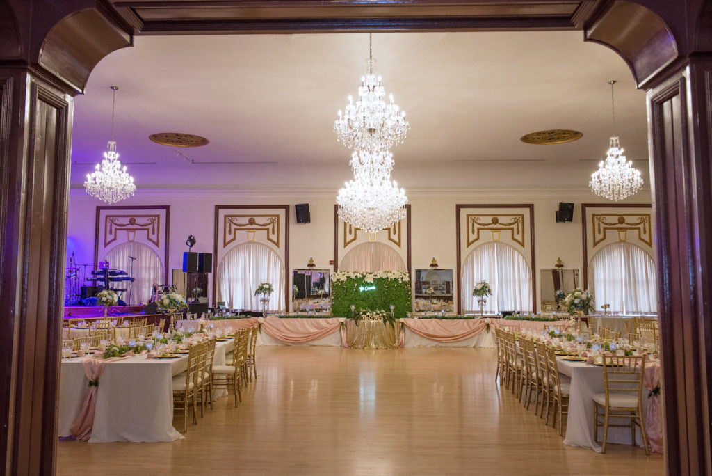 Wedding Reception Hall | Tampa Wedding Venues Centro Asturiano de Tampa | Carrie Wildes Photography