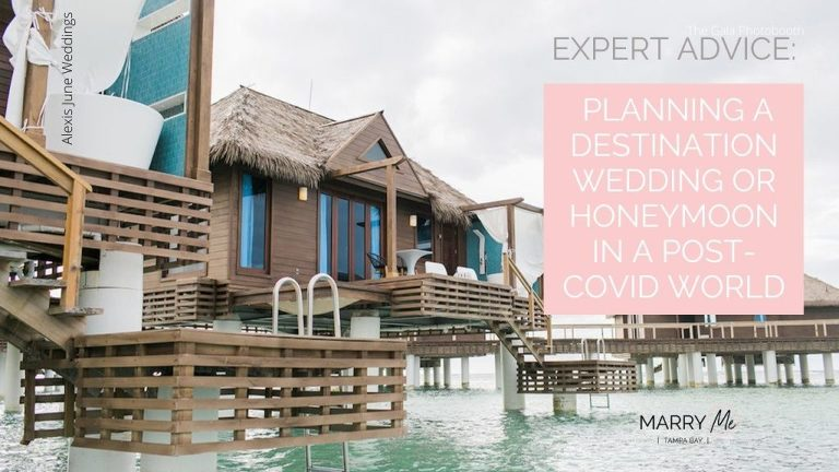 Expert Advice: 4 Things to Know About Planning a Destination Wedding or Honeymoon in a Post-COVID World | Cruise Planners The Getaway Girls Tampa Bay Travel Agent