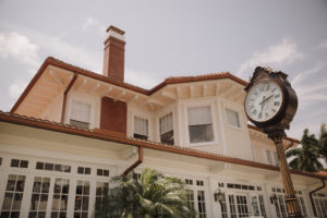 Historic Sarasota Wedding Ceremony and Reception Space | Palmetto Riverside Bed and Breakfast
